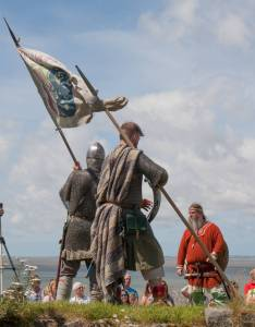 Viking Conversation Before