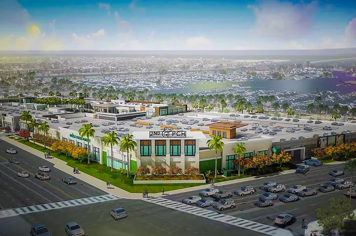 Retail complex 2nd + PCH announces more tenants, including food and apparel