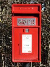 E2R lamp box, 2010s, mid Wales. Gerry Cork