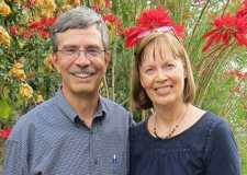 Dr. Jim and Susan Kaiser