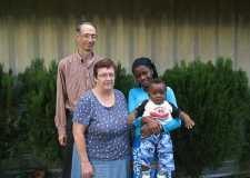 Rev. Chuck and Karen Tessaro