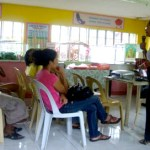 Parents attend LB Nutri Council, BIDANI nutrition class