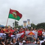 UP students join Million People March