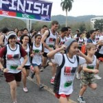Red Cross LB holds Across Borders II for Yolanda victims