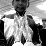 Mayondon chess wiz brings home 2 gold medals from Macau
