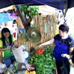 LB showcases agri produce in the Laguna organic agri congress