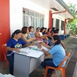 Brgy. Anos conducts free Pap smear test