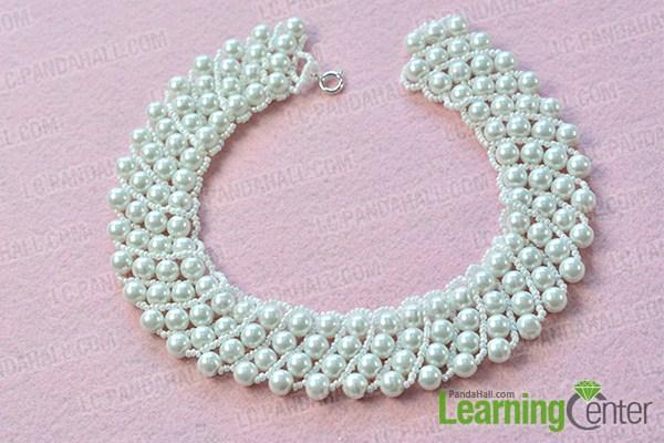 Pearl Jewelry Design How To Make A Handmade White Pearl