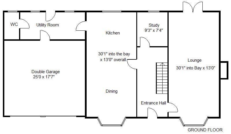 Hay Green, Fishlake, Doncaster DN7, 5 bedroom detached
