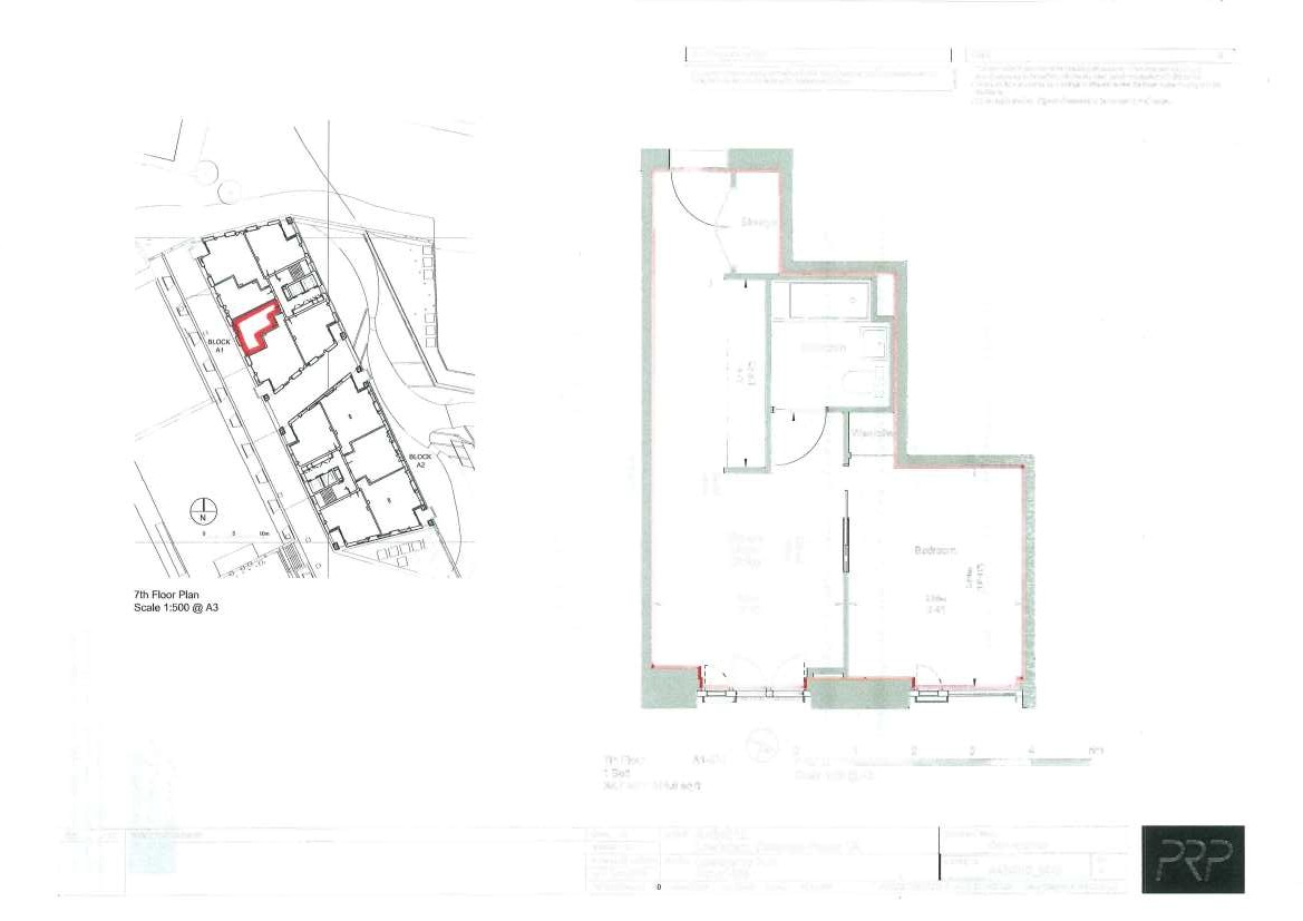 Thurston Road Lewisham Se13 1 Bedroom Flat For Sale