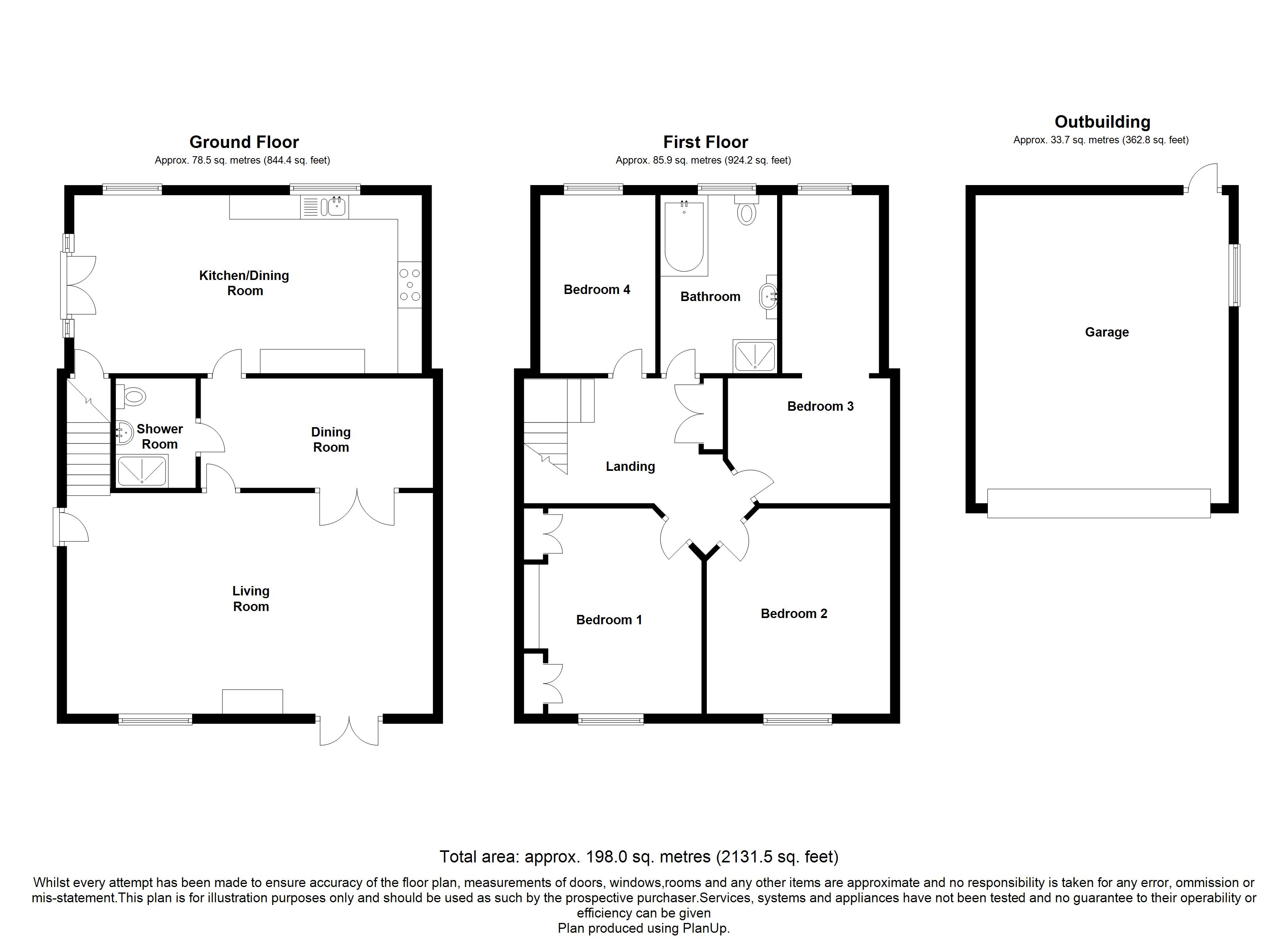 4 Bed Semi Detached House For Sale In Badminton Road