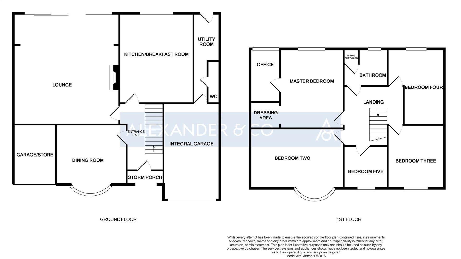 Lancot Avenue, Dunstable LU6, 5 bedroom detached house for