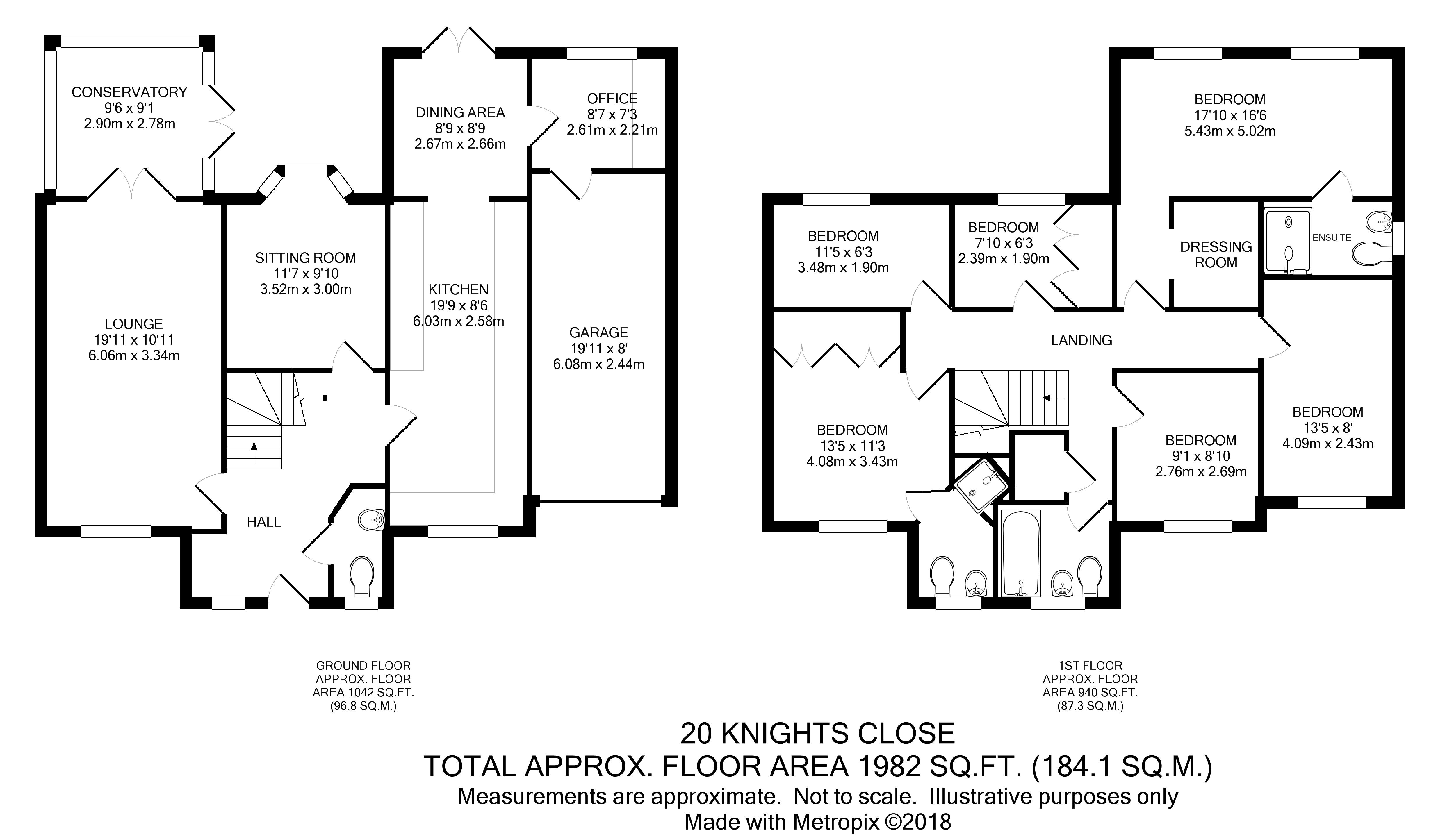 Knights Close Willenhall Wolverhampton Wv13 6 Bedroom Detached House For Sale