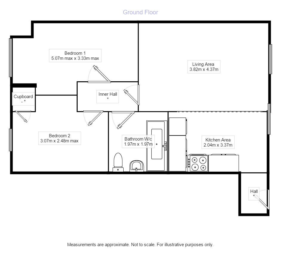 Park Mews Londonderry Lane, Smethwick B67, 2 bedroom flat