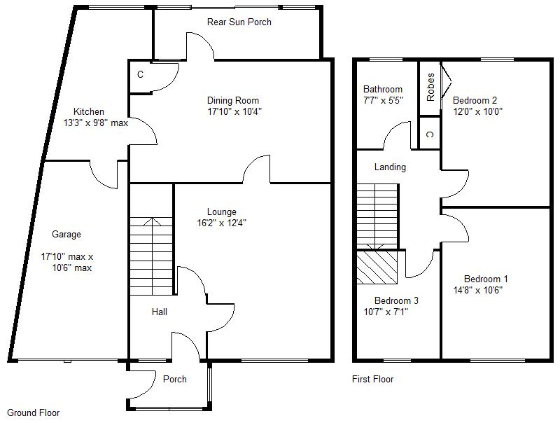 St. Davids Drive, Scawsby, Doncaster DN5, 3 bedroom semi