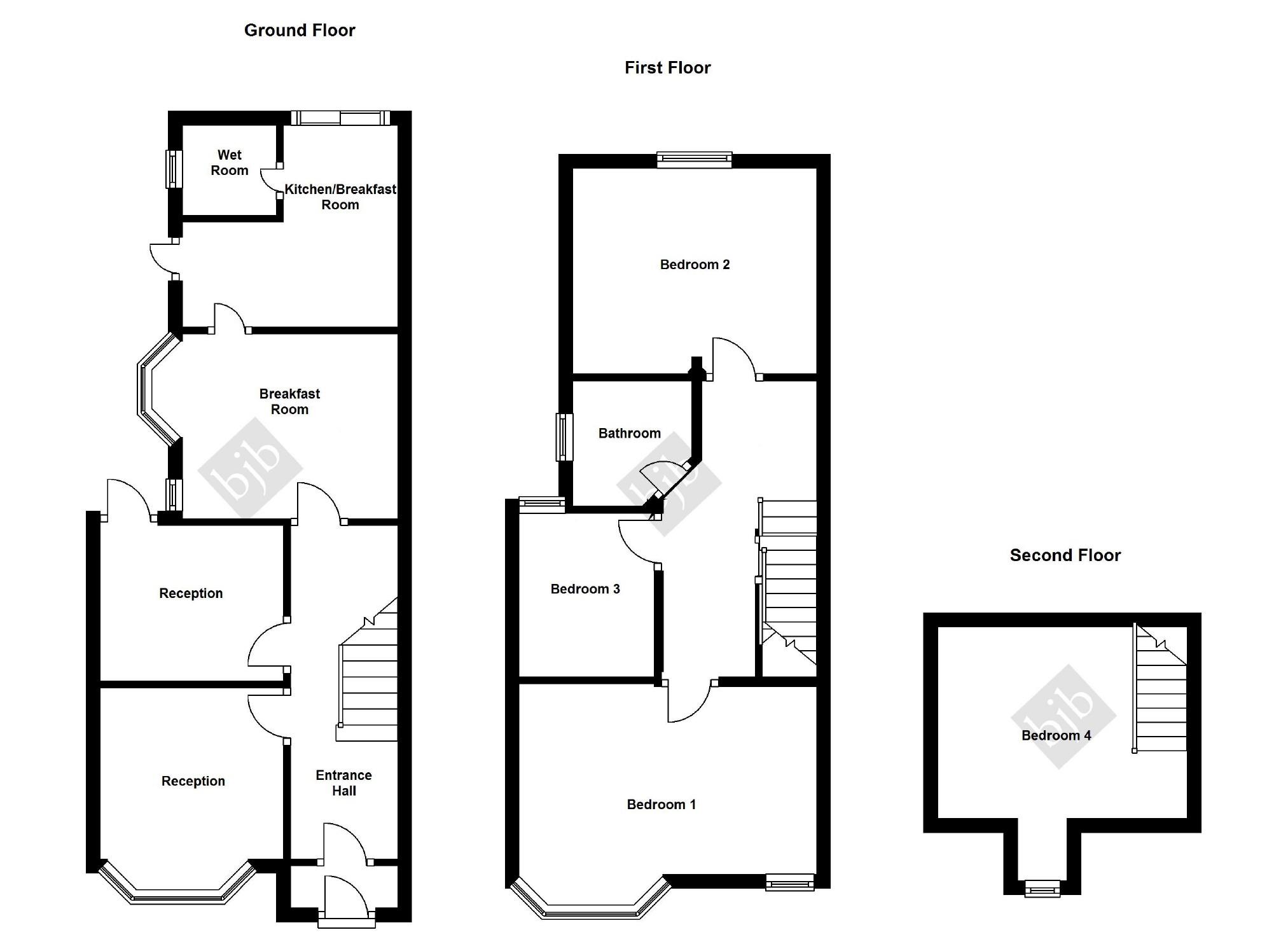 Marchant Road, Wolverhampton WV3, 4 bedroom semi-detached