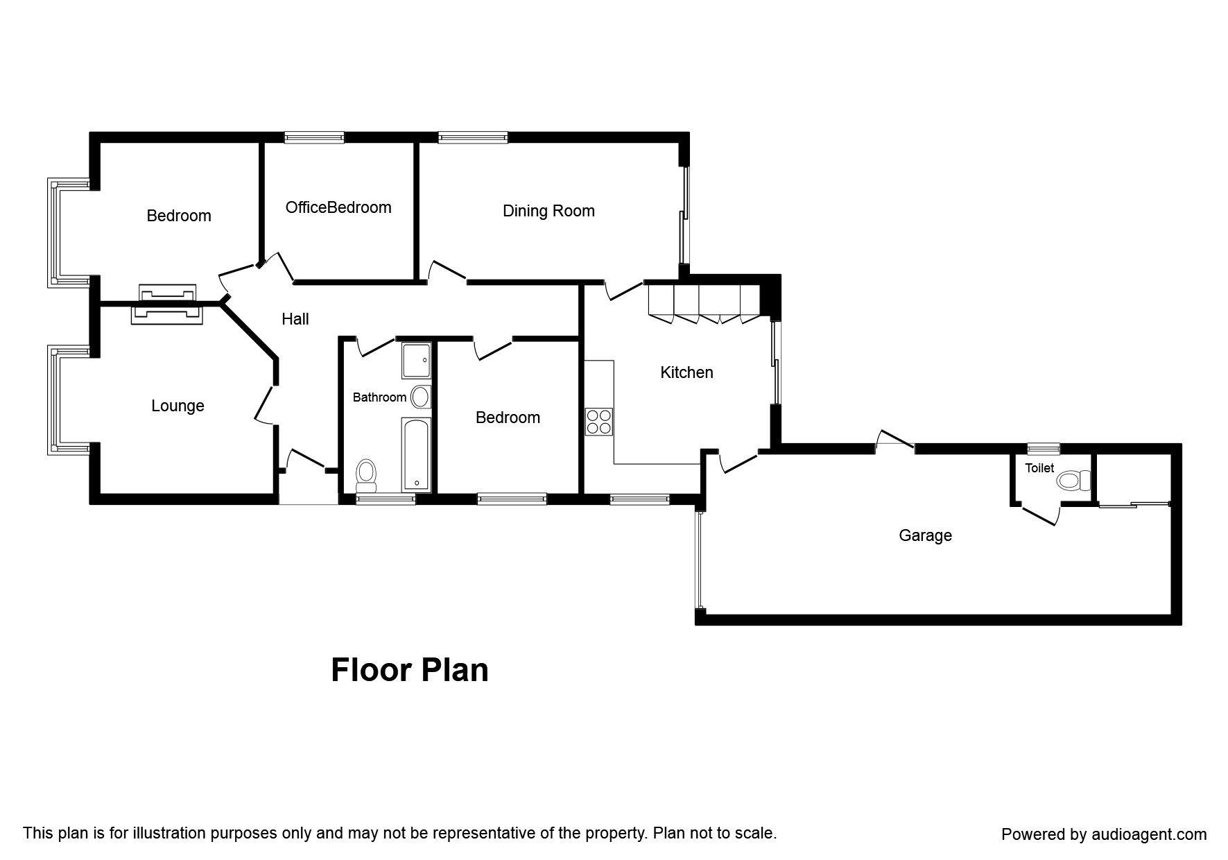 Showell Lane, Lower Penn, Wolverhampton WV4, 3 bedroom