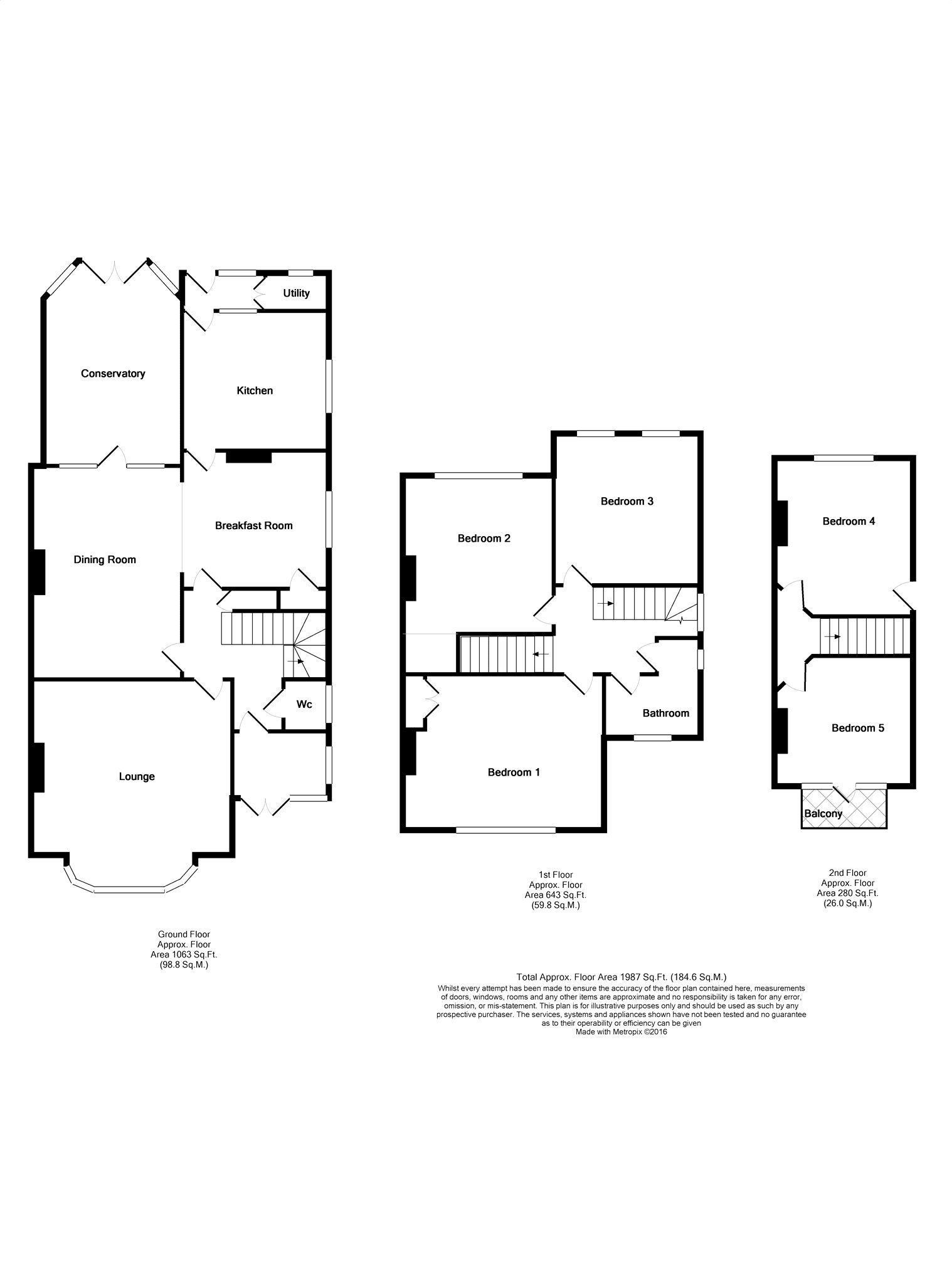 Aldenham Road, Bushey WD23, 5 bedroom semi-detached house
