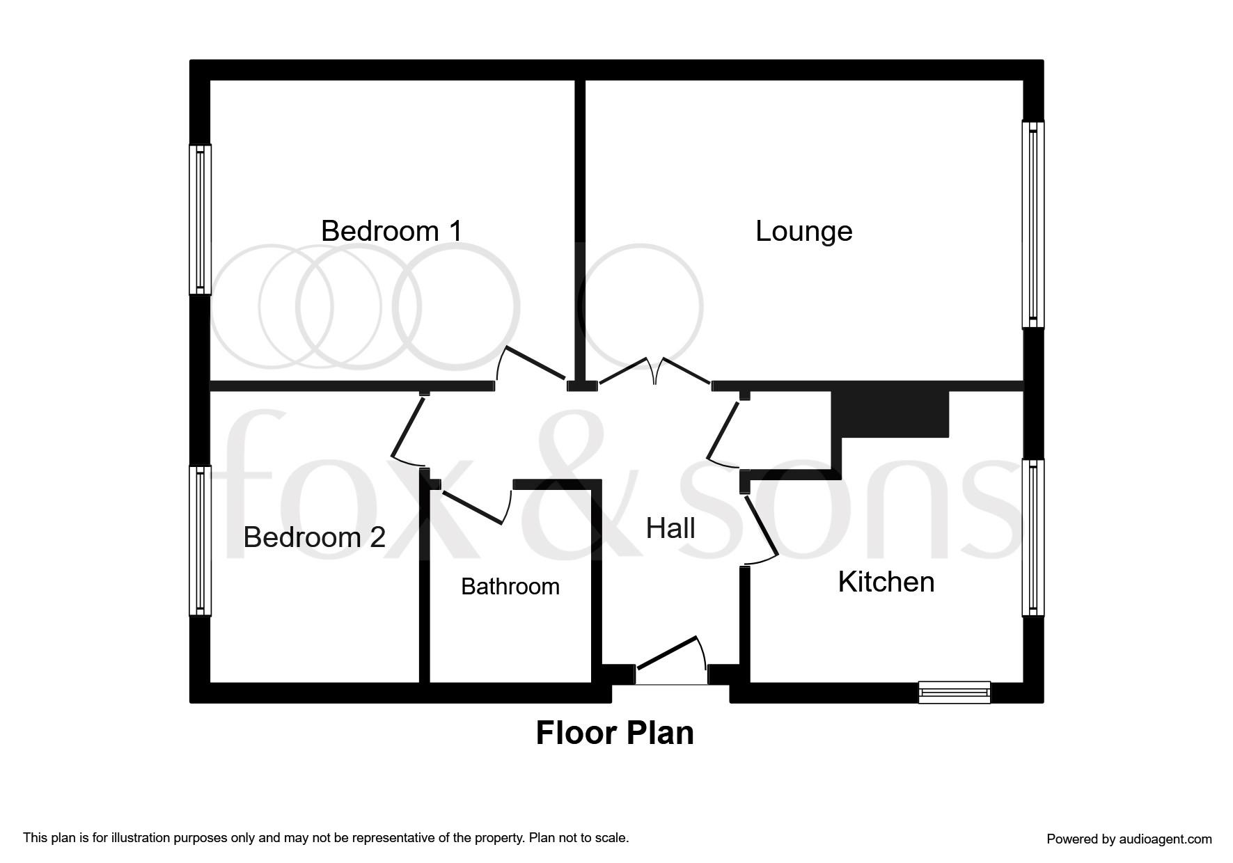 Haymoor Road, Parkstone, Poole BH15, 2 bedroom semi