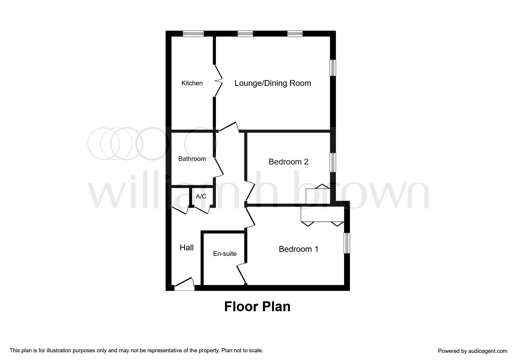 Sarah West Close, Norwich NR2, 2 bedroom flat for sale