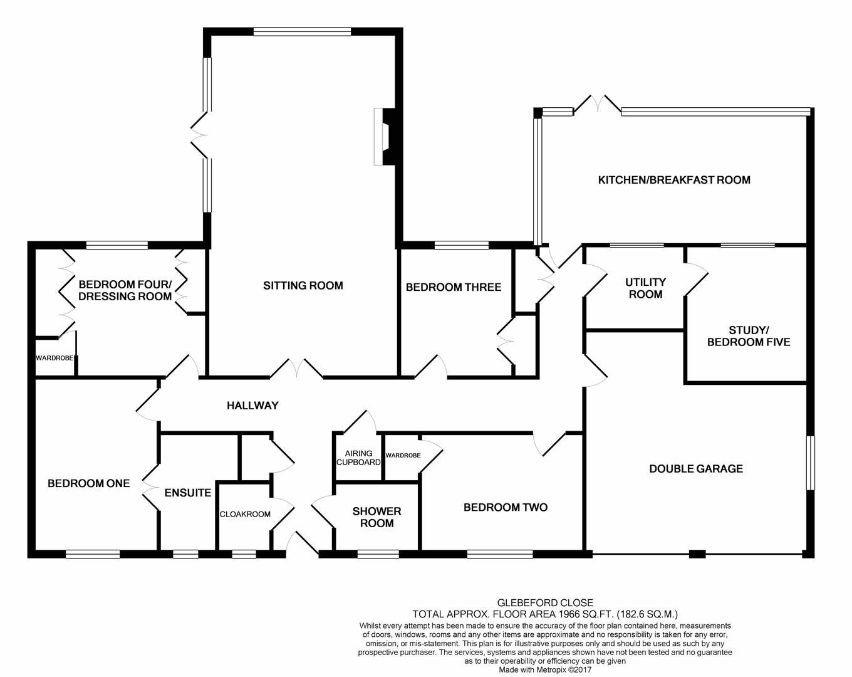 Glebeford Close, Owermoigne, Dorchester DT2, 4 bedroom