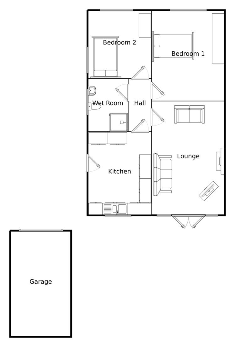 Sunnymead Drive, Waterlooville PO7, 2 bedroom semi