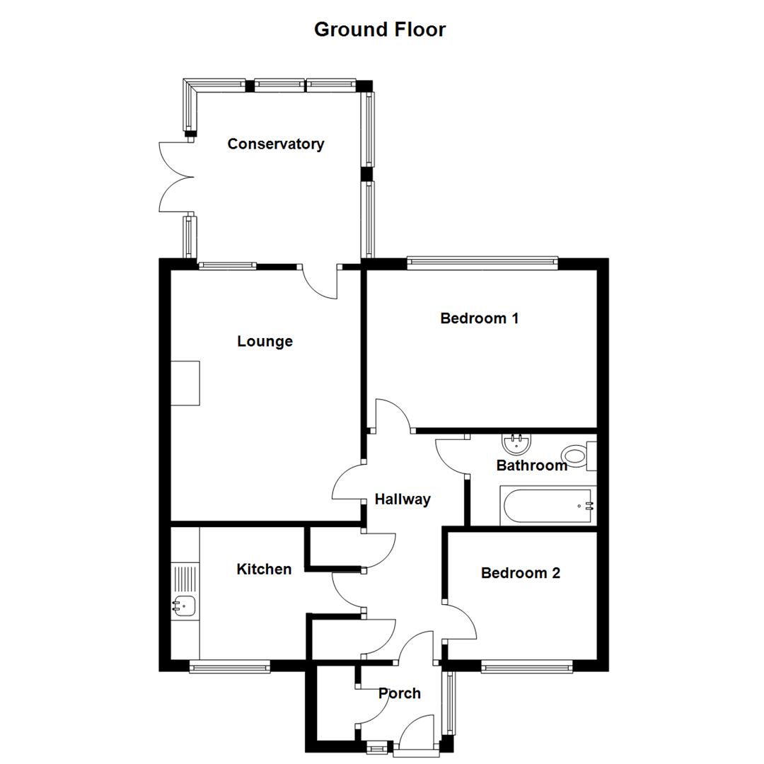 Wyegate Close, Birmingham B36, 2 bedroom semi-detached