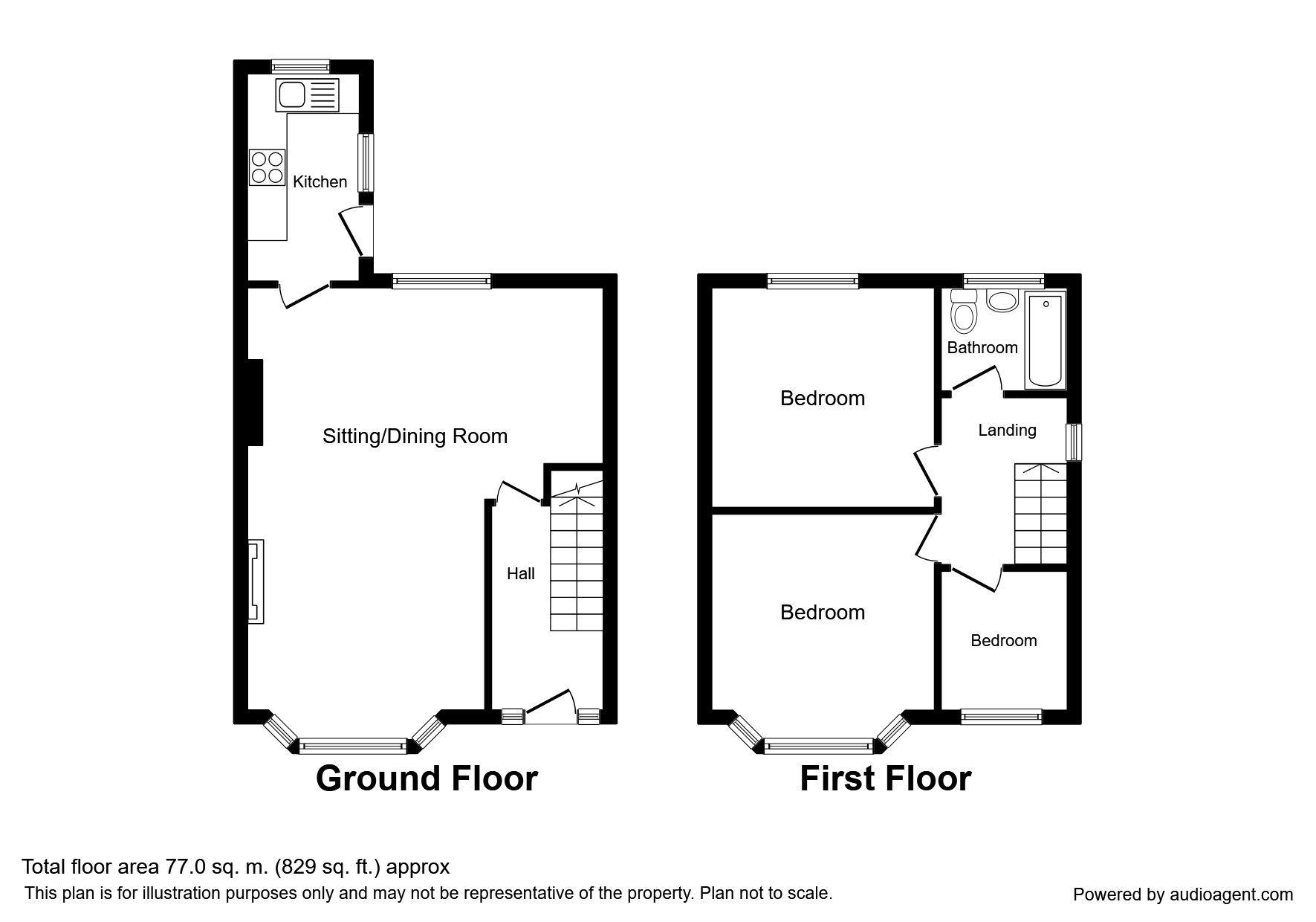 Greenmoor Road, Nuneaton CV10, 3 bedroom semi-detached