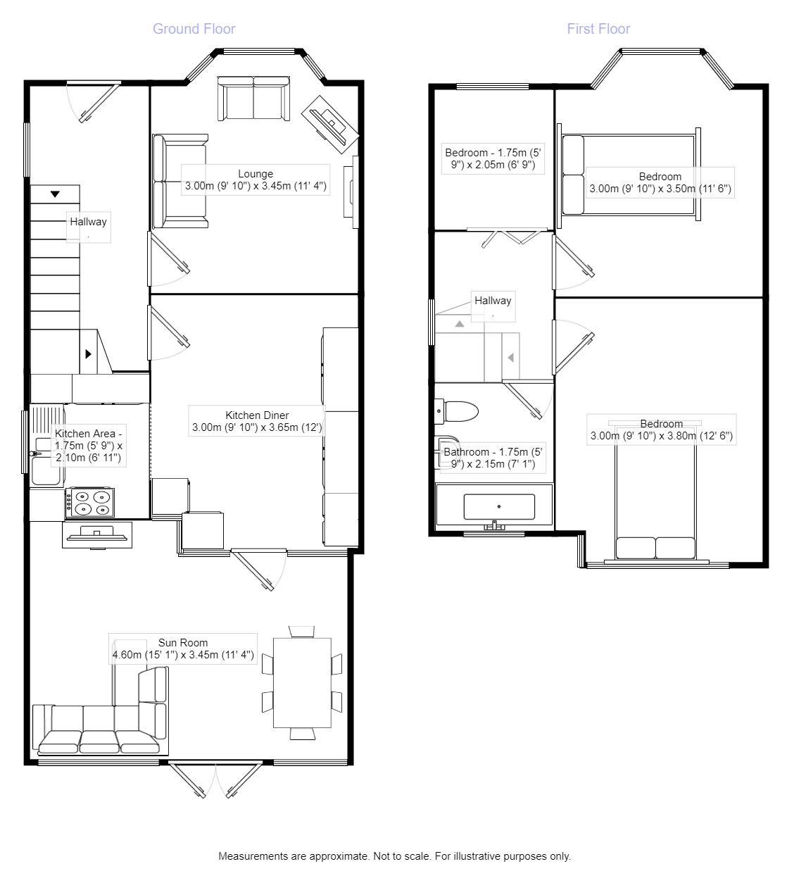 Ermington Crescent, Hodge Hill, Birmingham B36, 3 bedroom
