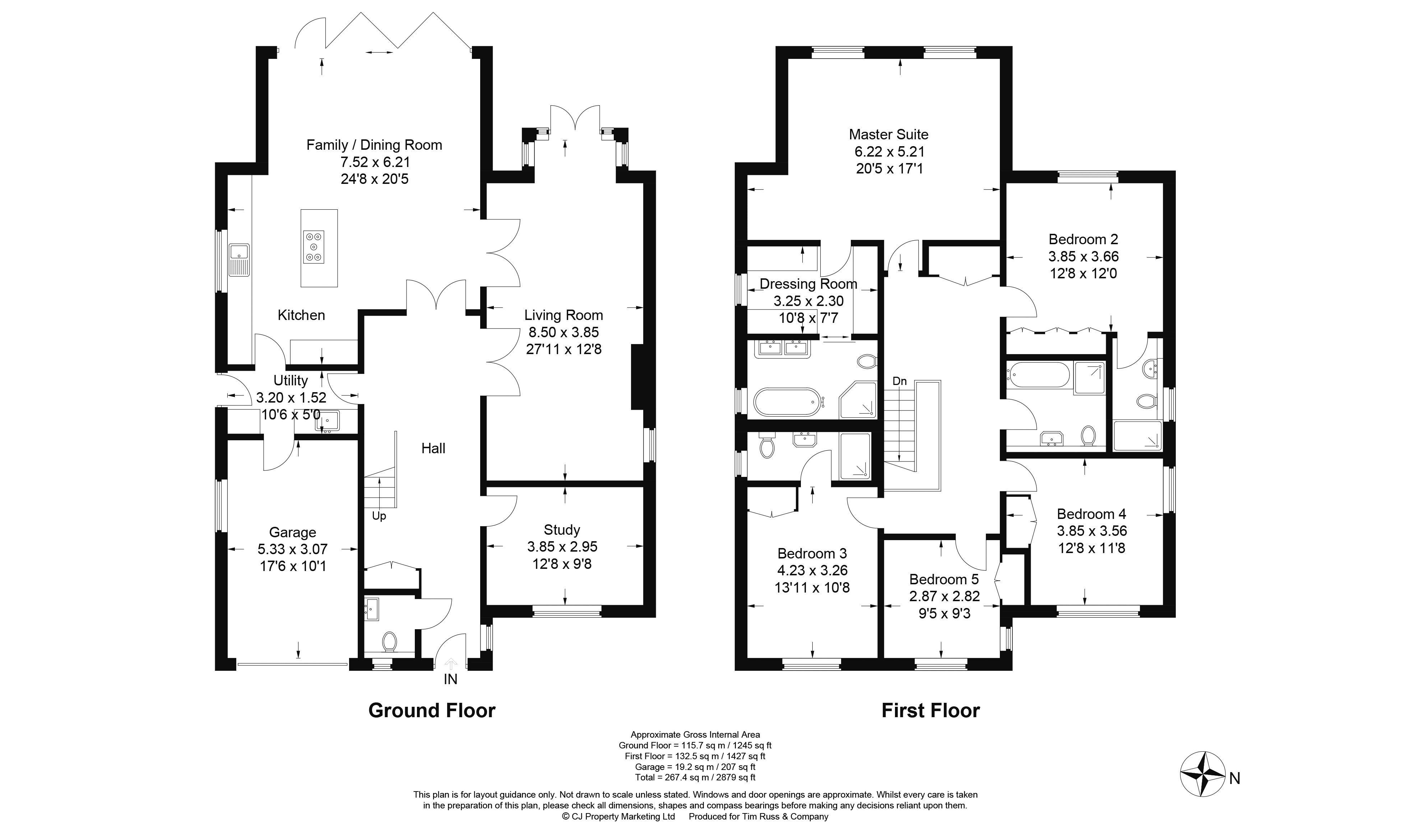 Netherwood Road, Beaconsfield HP9, 5 bedroom detached