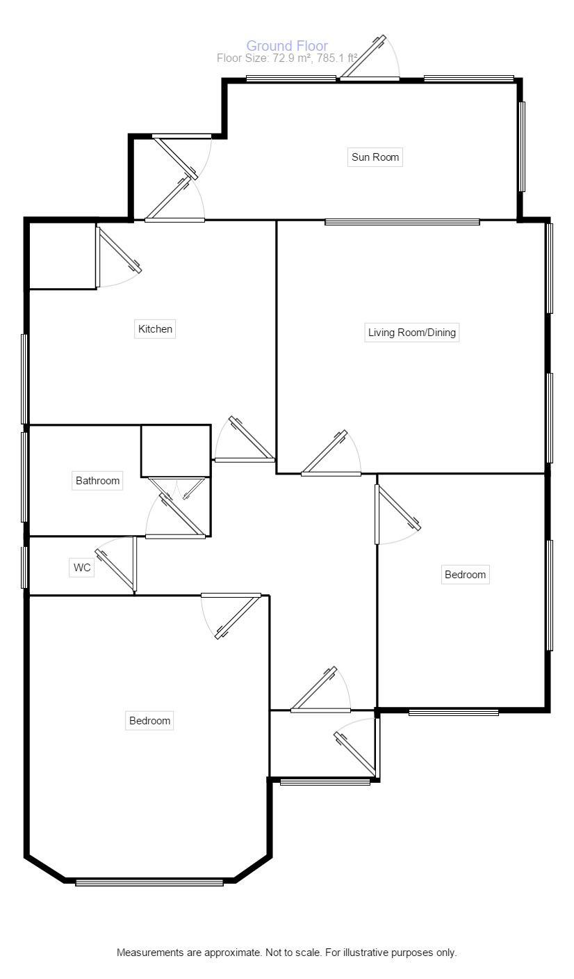 Napleton Road, Ramsgate CT11, 2 bedroom flat for sale