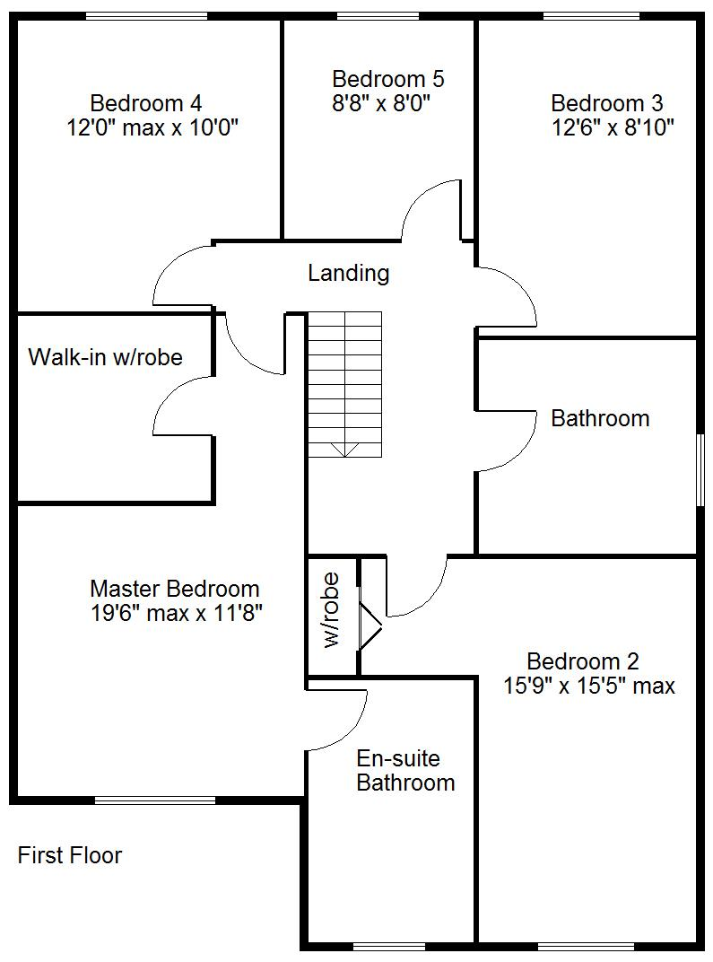 Bawtry Road, Bessacarr, Doncaster DN4, 5 bedroom detached