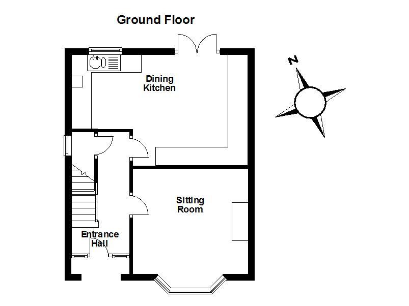 Harewood Avenue, Retford DN22, 3 bedroom semi-detached