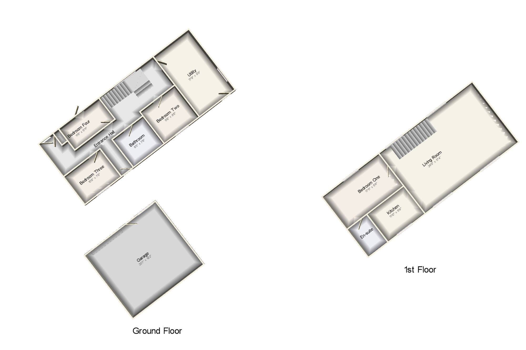 4 bed barn conversion for sale in St. Stephen, St. Austell