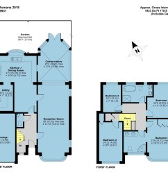 romans 8 block diagram wiring library 4 bed detached house for sale in belmont drive  [ 1500 x 1251 Pixel ]