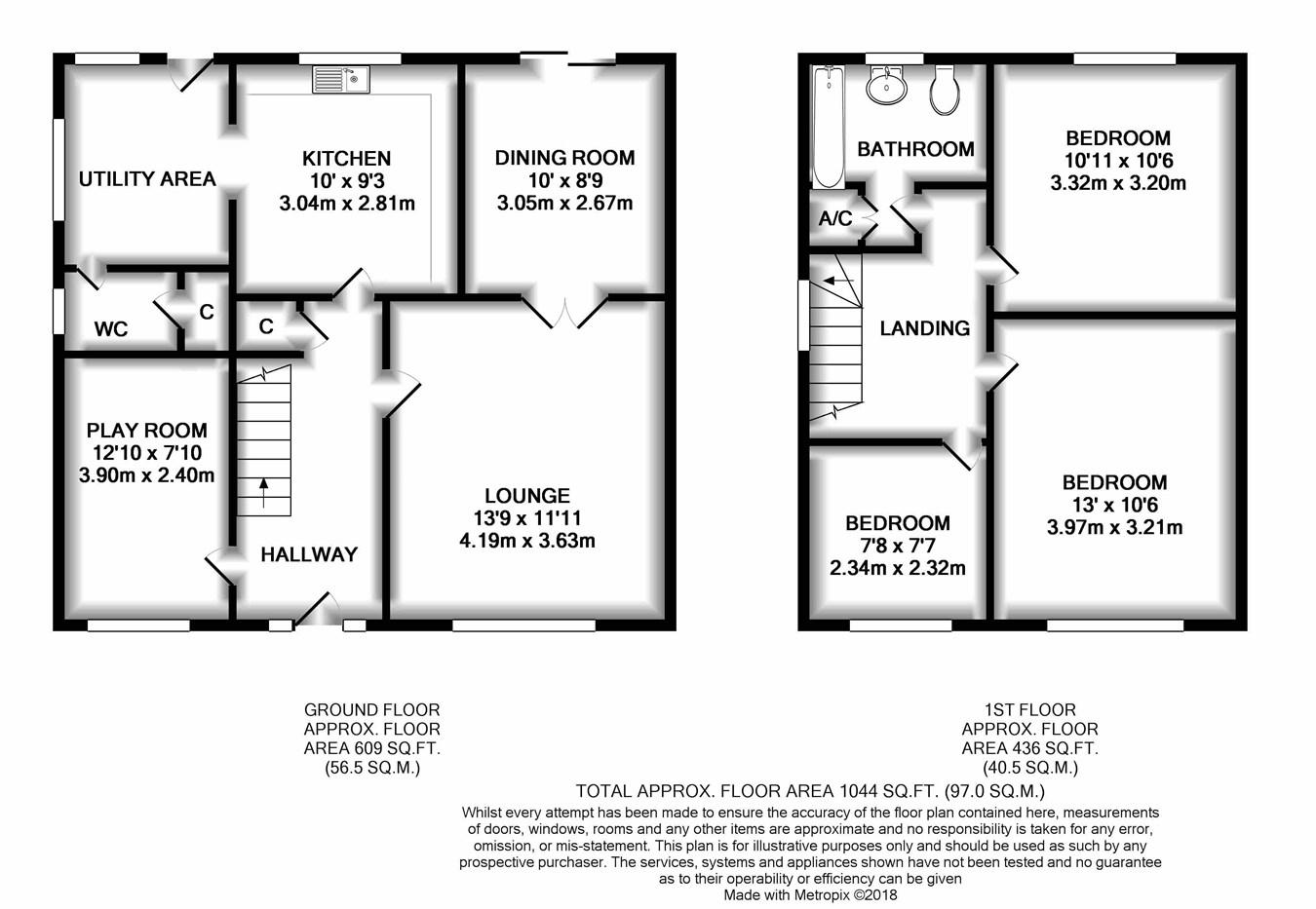 Penshurst Road, Ipswich IP3, 4 bedroom semi-detached house