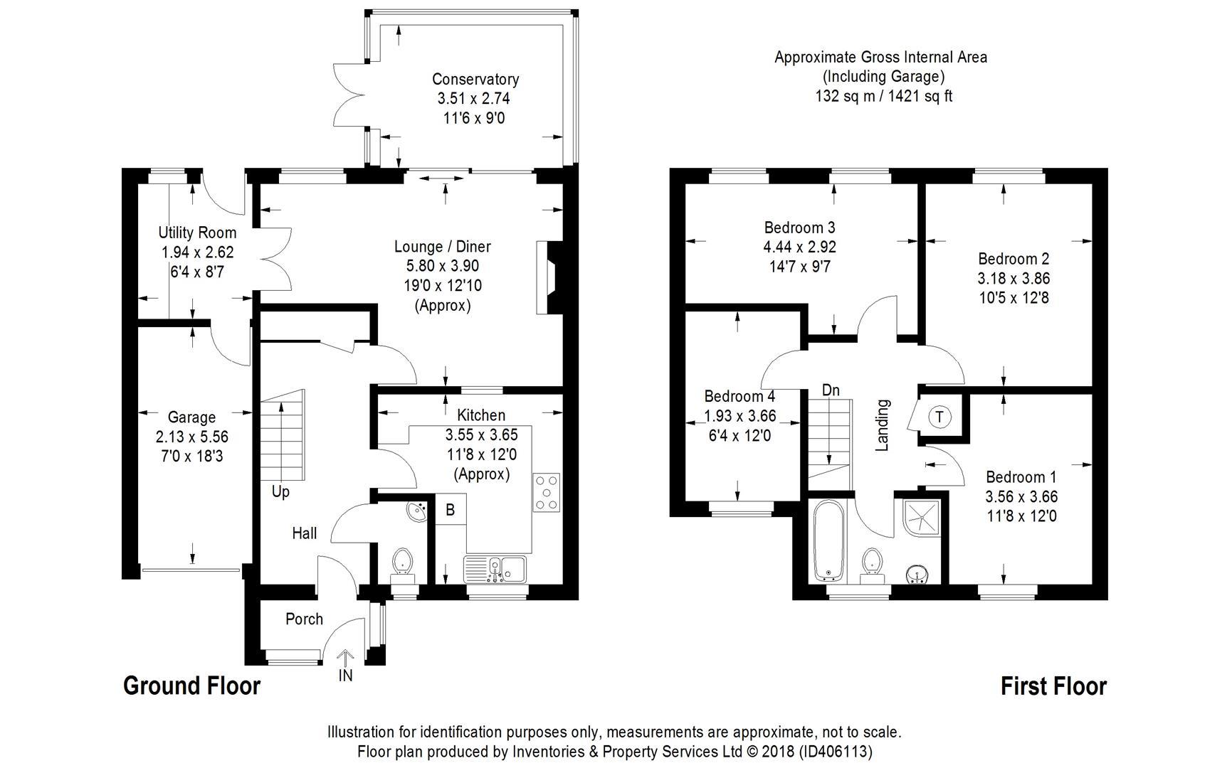 Greenbank Road Watford Wd17 4 Bedroom Semi Detached