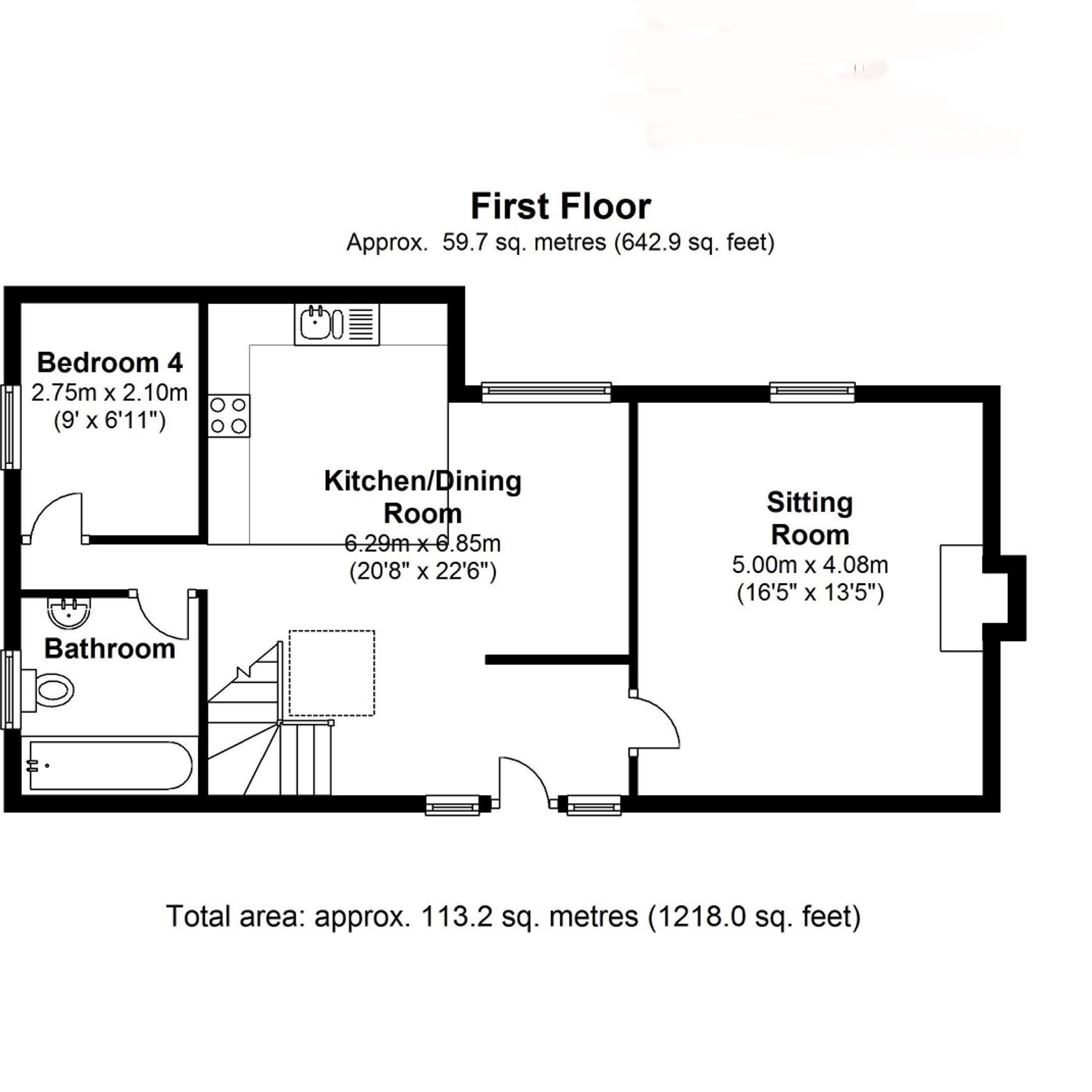 Bowden, Dartmouth TQ6, 4 bedroom barn conversion for sale