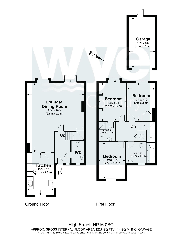 High Street, Great Missenden HP16, 3 bedroom terraced