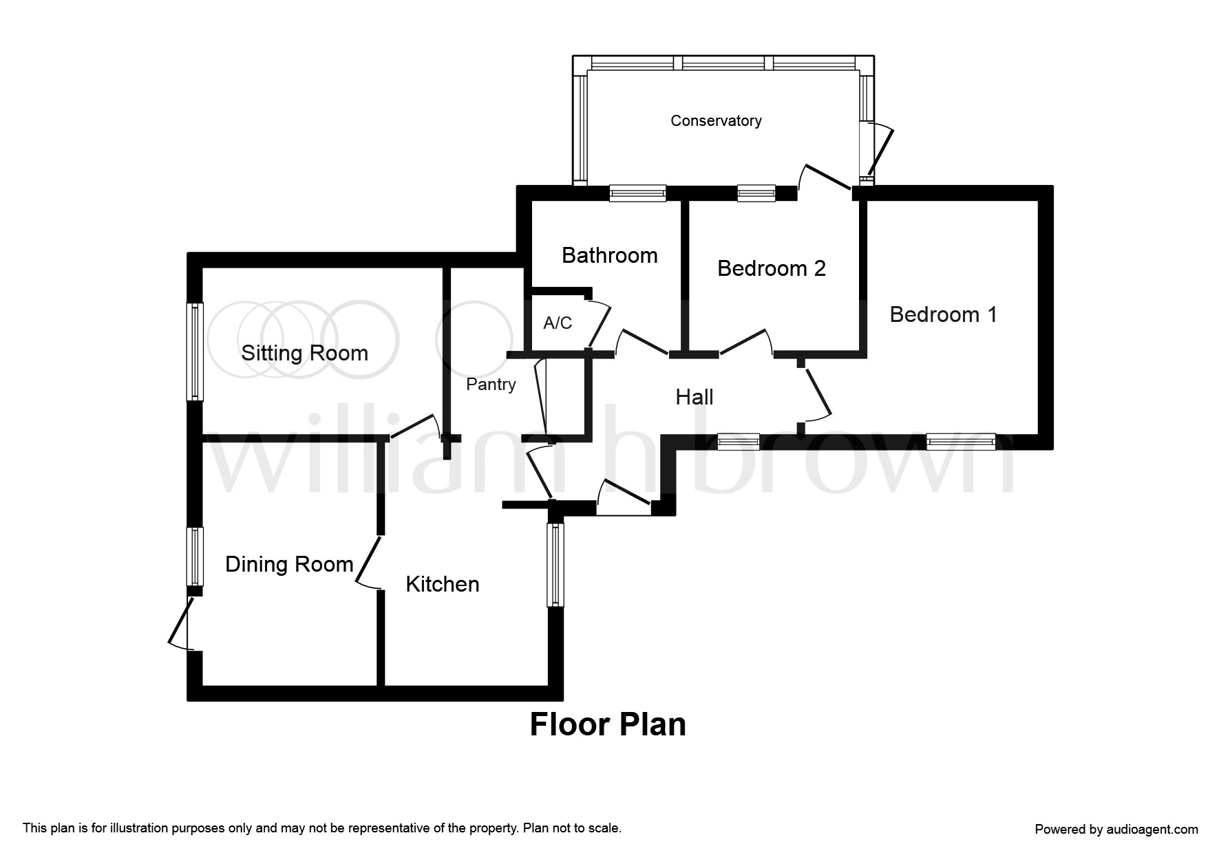 Tower Lane, Sidestrand, Cromer NR27, 2 bedroom bungalow