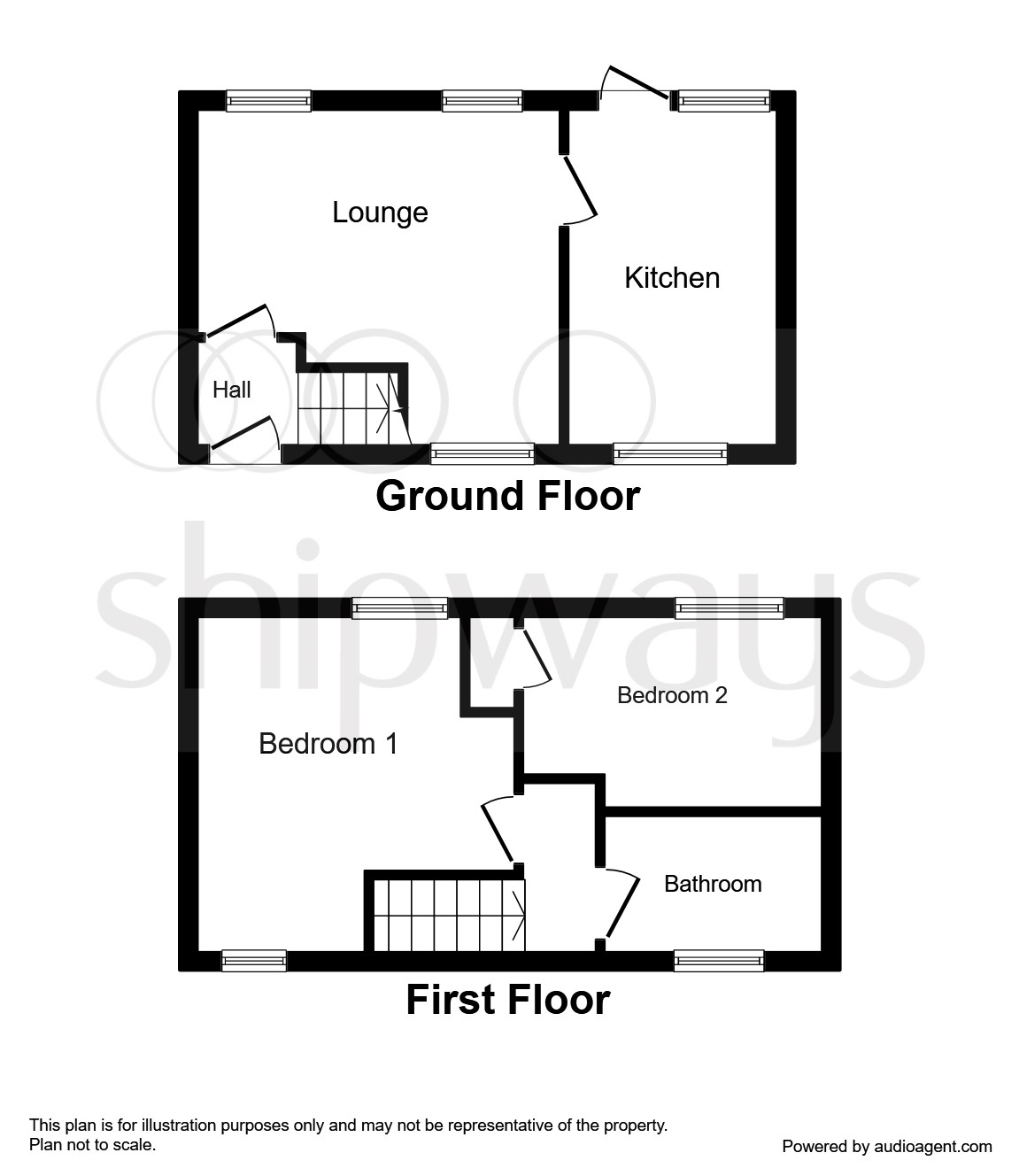 Elizabeth Mews, Tividale, Oldbury B69, 2 bedroom end