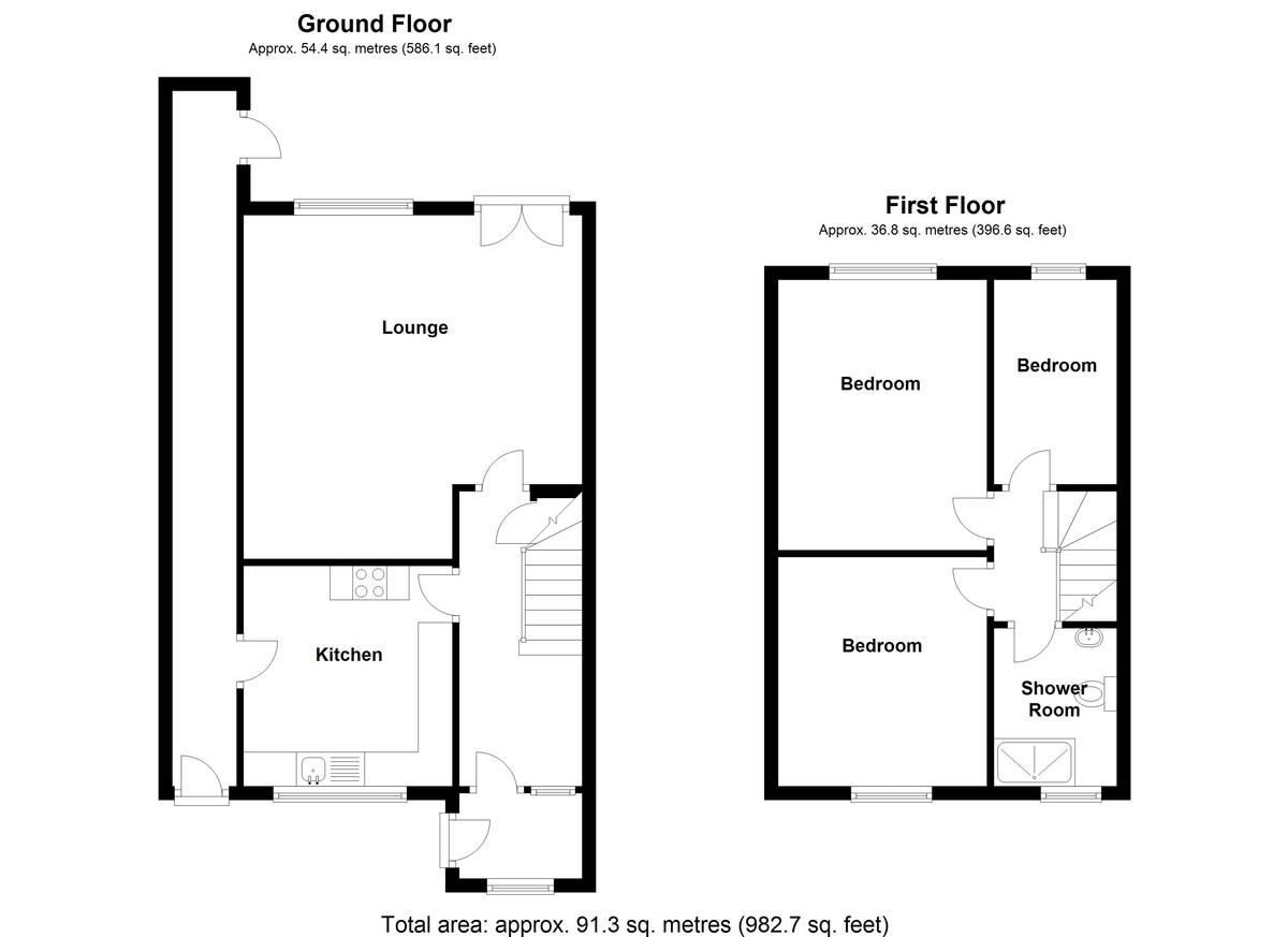 Yardley Wood Road, Kings Heath, Birmingham B14, 3 bedroom