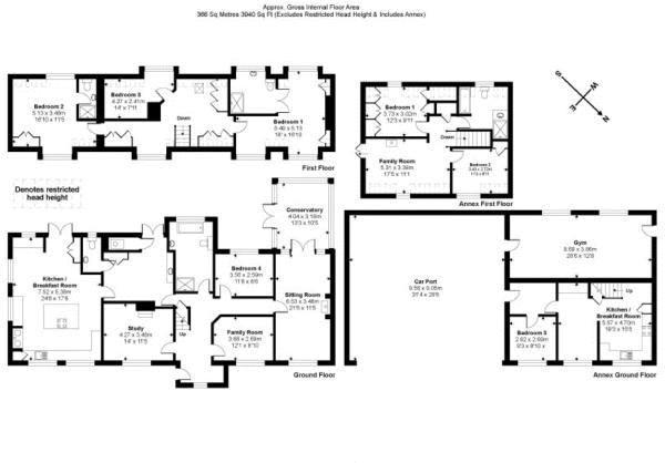 Exbourne, Okehampton EX20, 8 bedroom detached house for