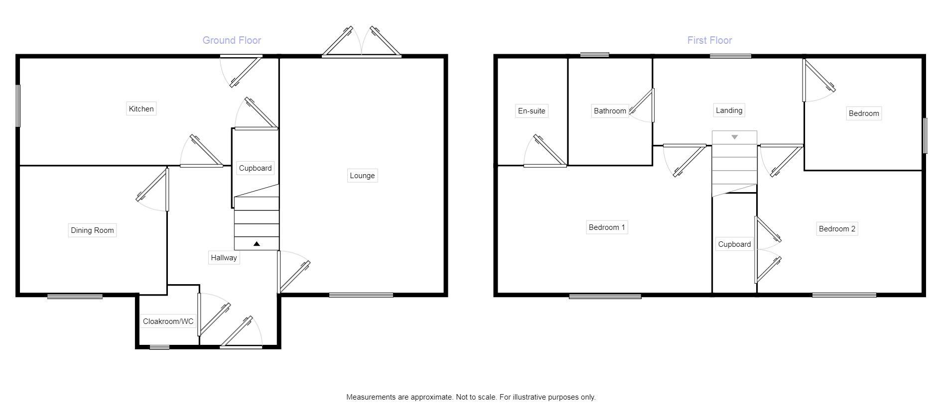 Bramham Croft, Wombwell, Barnsley S73, 3 bedroom detached