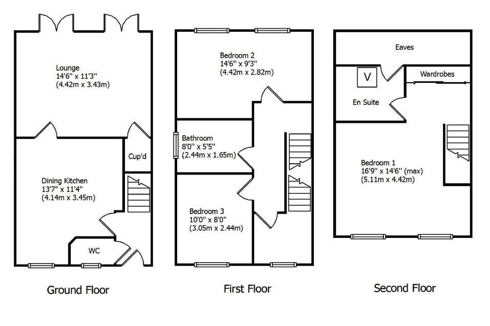 Verona Rise, Darfield, Barnsley S73, 3 bedroom semi