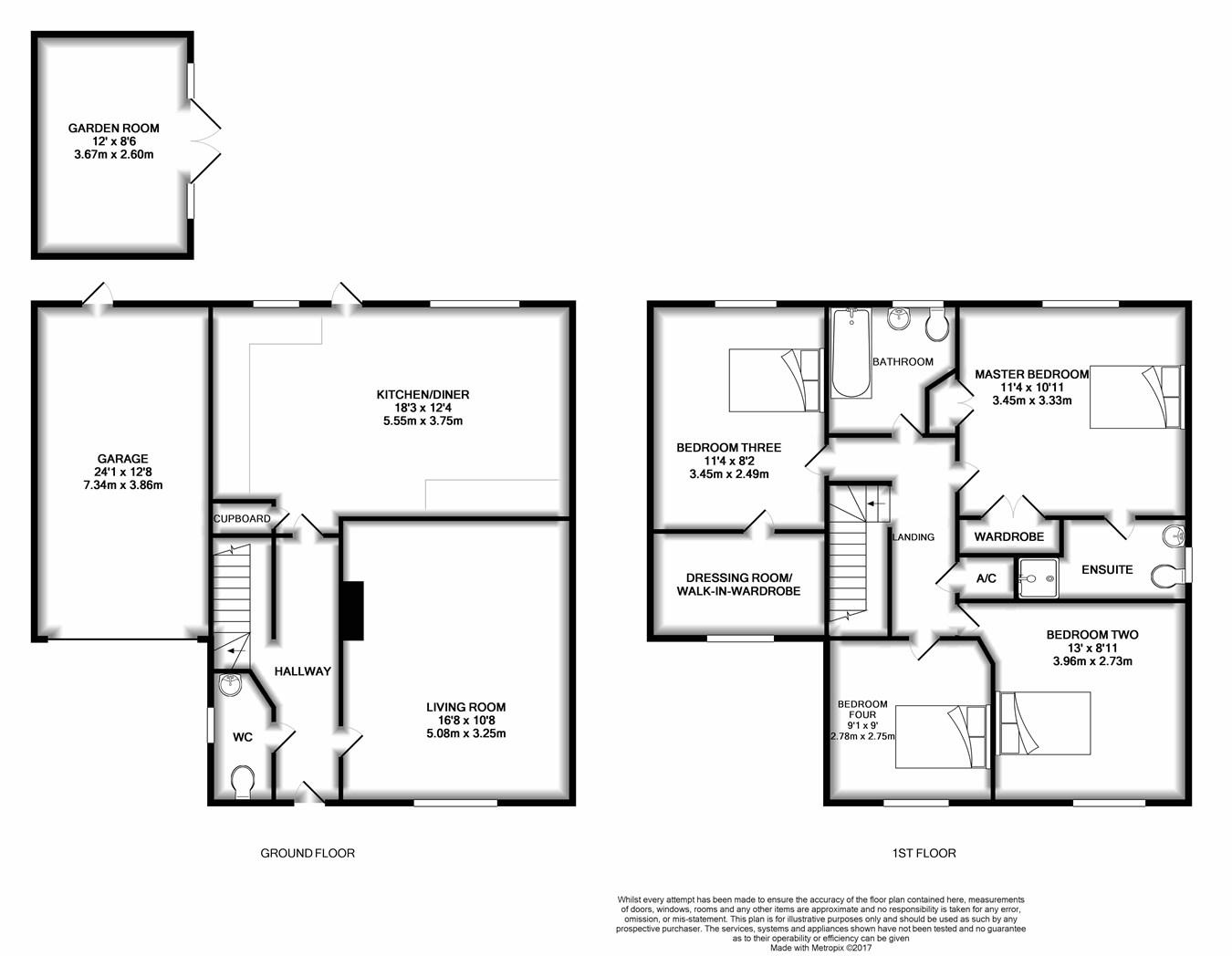 Wren Close, Stowmarket IP14, 4 bedroom detached house for
