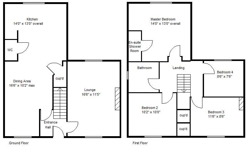 Edward Road, Skellow, Doncaster DN6, 4 bedroom semi