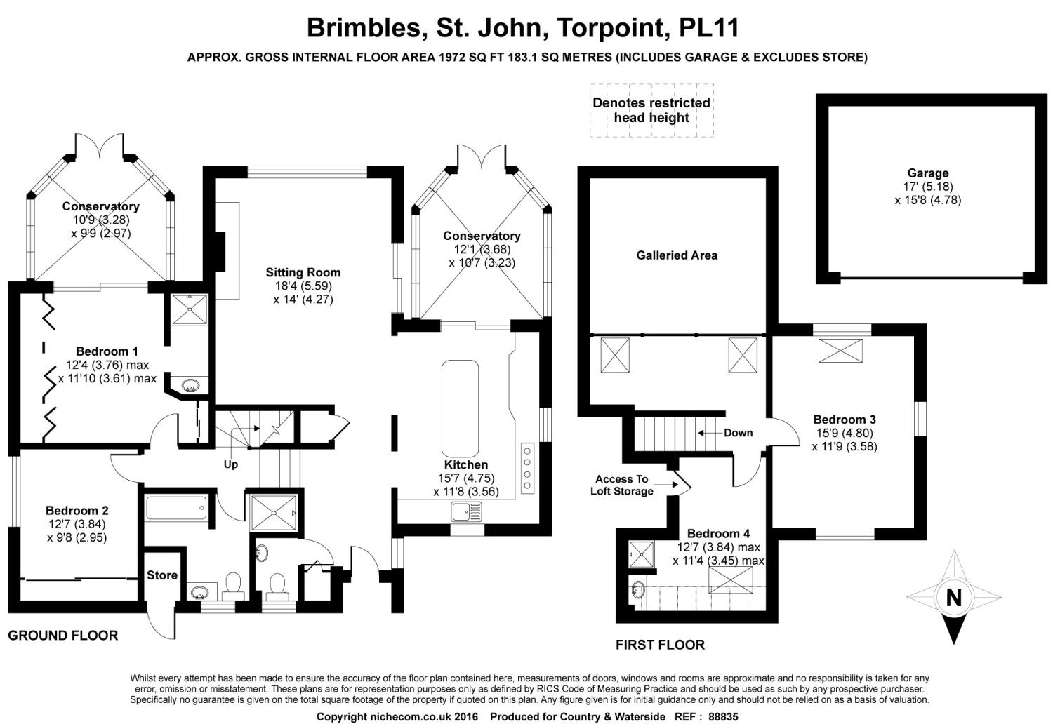 St John Torpoint Cornwall Pl11 4 Bedroom Property For