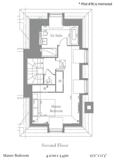 The Boulevard, Horsham RH12, 4 bedroom semi-detached house