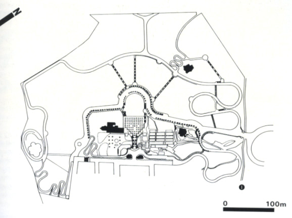 Assignment 05: Park Guell Diagrams, Framework for